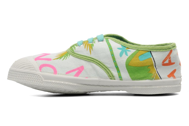 Sneakers Bensimon Tennis Aloha E Wit voorkant