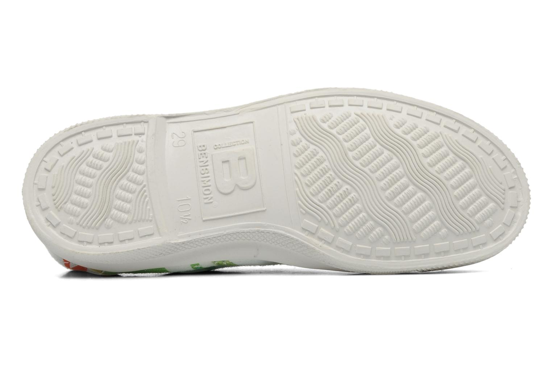 Sneakers Bensimon Tennis Aloha E Wit boven