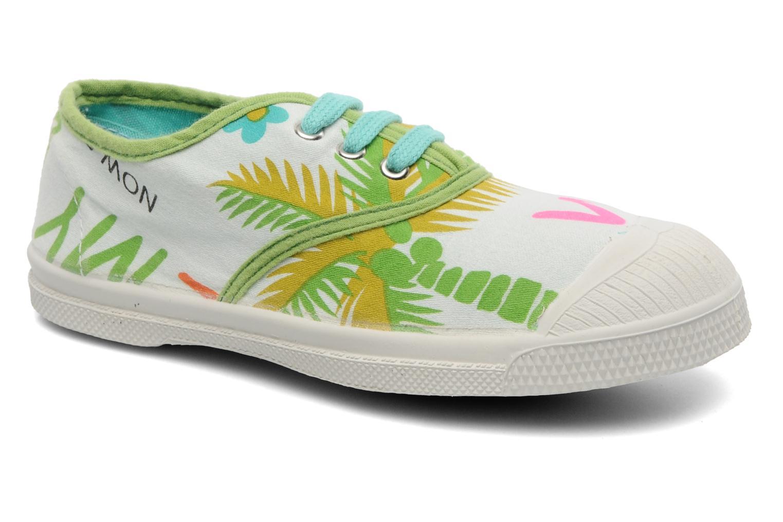 Sneakers Bensimon Tennis Aloha E Wit detail