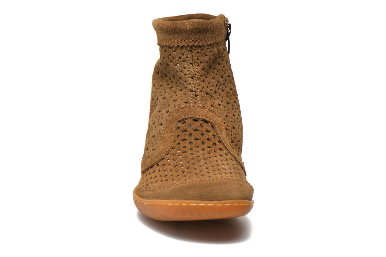 Stiefeletten & Boots El Naturalista El Viajero N262 W braun schuhe getragen