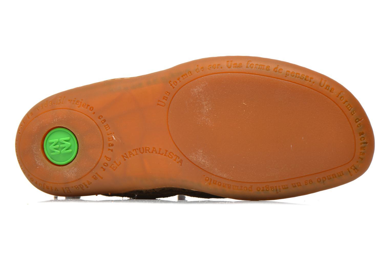 Bottines et boots El Naturalista El Viajero N262 W Marron vue haut