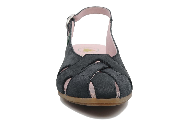 Sandales et nu-pieds El Naturalista Stella 031 Bleu vue portées chaussures