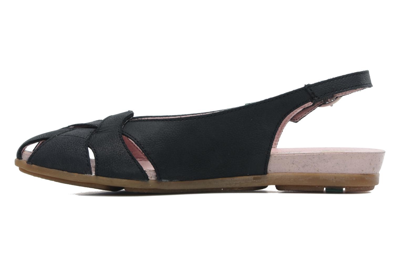 Sandales et nu-pieds El Naturalista Stella 031 Bleu vue face