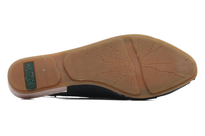 Sandales et nu-pieds El Naturalista Stella 031 Bleu vue haut