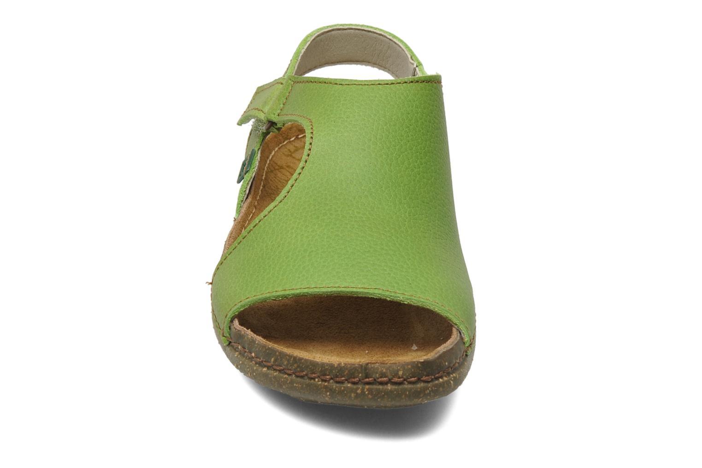Sandals El Naturalista Torcal N309 Green model view