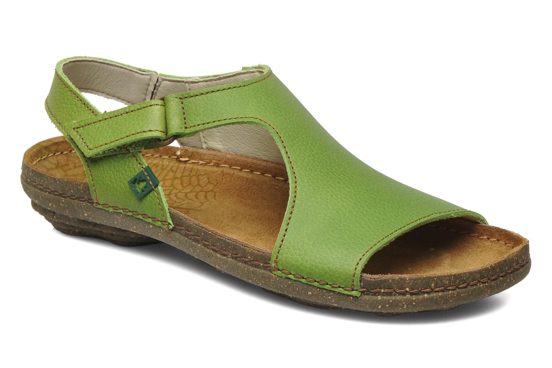 Zapatos de hombre y mujer de promoción por tiempo limitado El Naturalista Torcal N309 (Verde) - Sandalias en Más cómodo