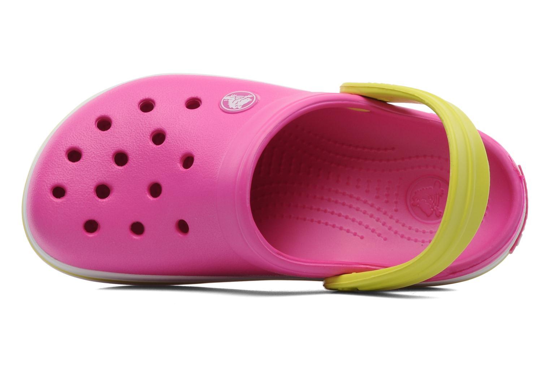 Sandalen Crocs Crocband Kids Power Pack Roze links