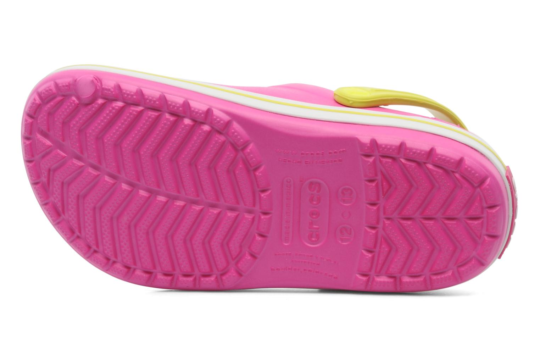 Sandalen Crocs Crocband Kids Power Pack Roze boven