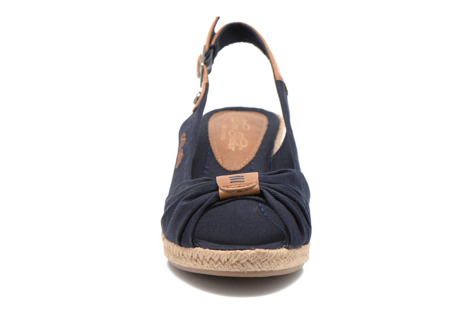 Sandals Tom Tailor Tany Blue model view