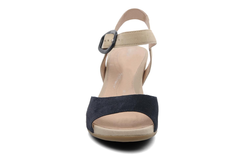 Sandales et nu-pieds Stonefly Athena 29 Bleu vue portées chaussures