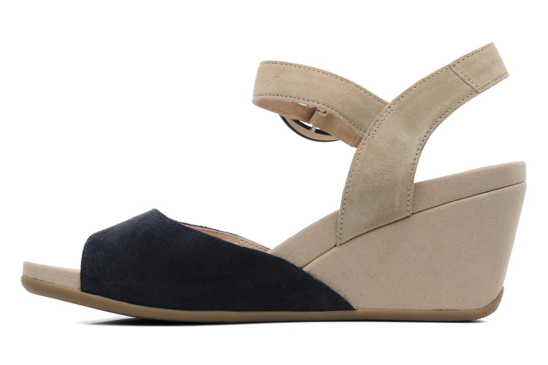 Sandales et nu-pieds Stonefly Athena 29 Bleu vue face