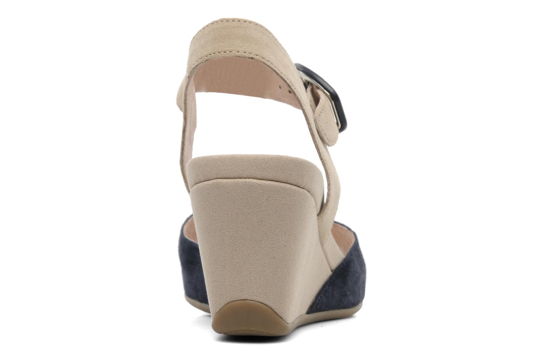 Sandales et nu-pieds Stonefly Athena 29 Bleu vue droite