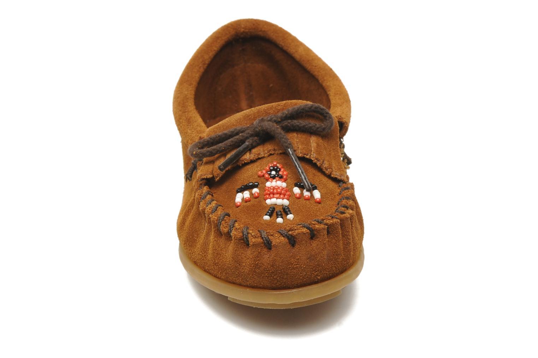 Loafers Minnetonka Thunderbird II Moc G Brun se skoene på