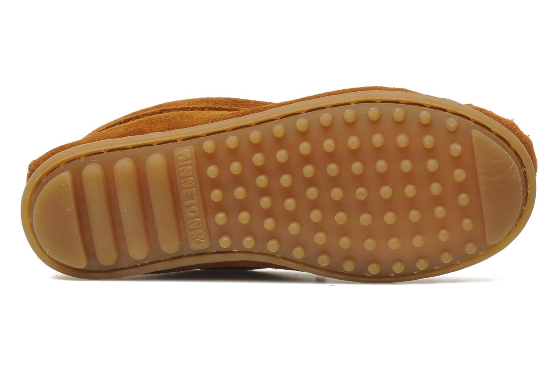 Loafers Minnetonka Thunderbird II Moc G Brun se foroven