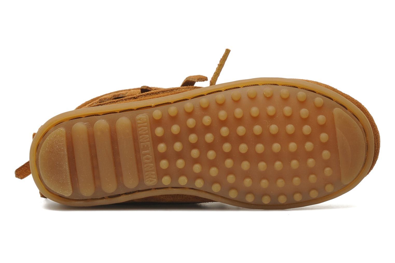 Boots en enkellaarsjes Minnetonka Tramper Bootie G Bruin boven