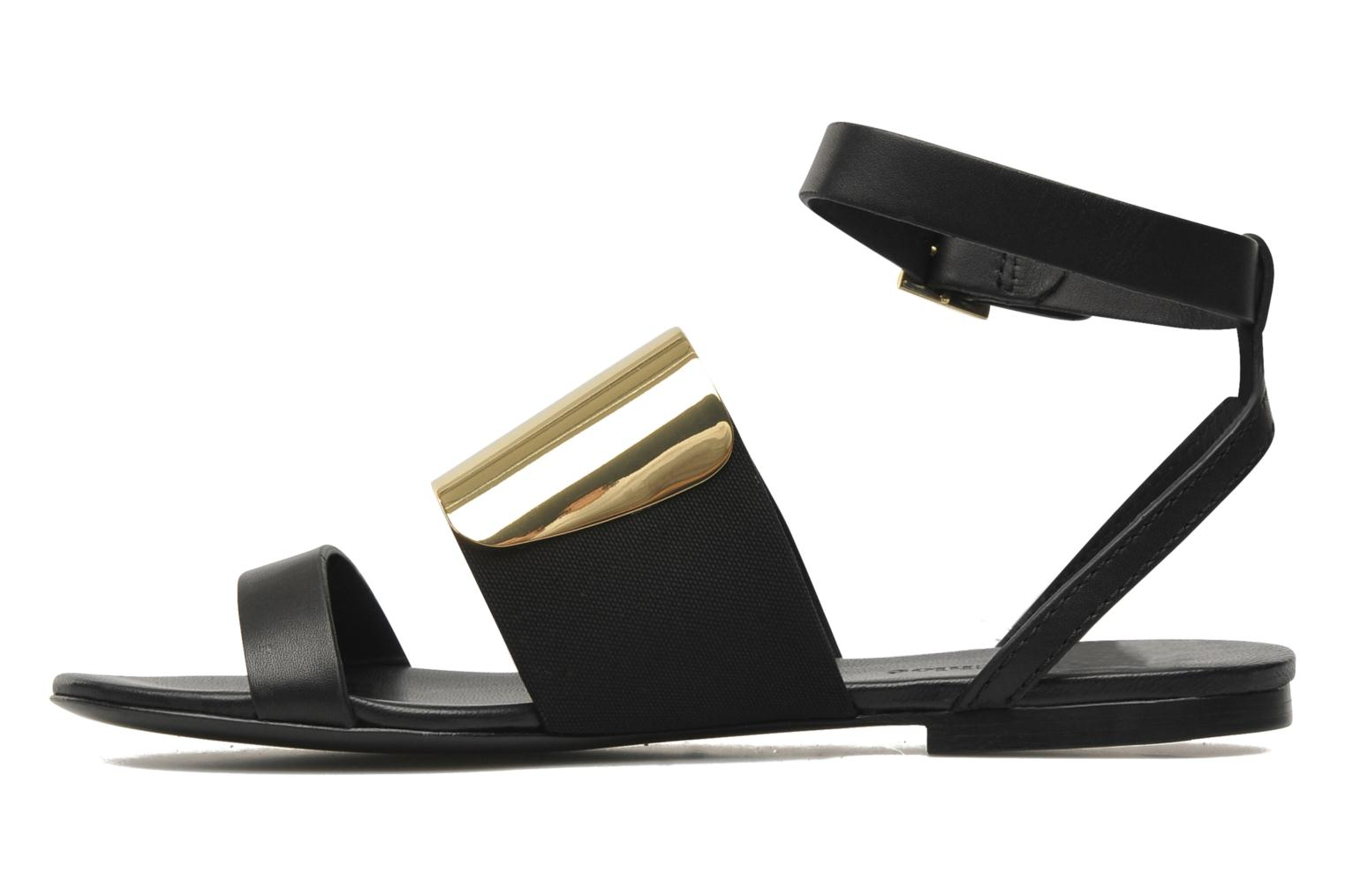 Sandals See by Chloé June Black front view