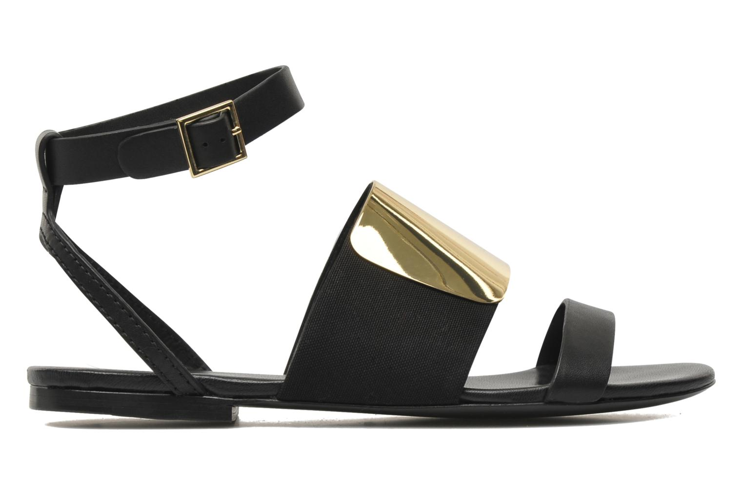 Sandals See by Chloé June Black back view