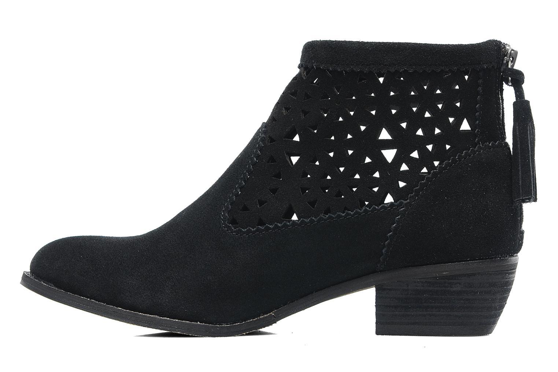 Bottines et boots Minnetonka Cutout Boot Noir vue face