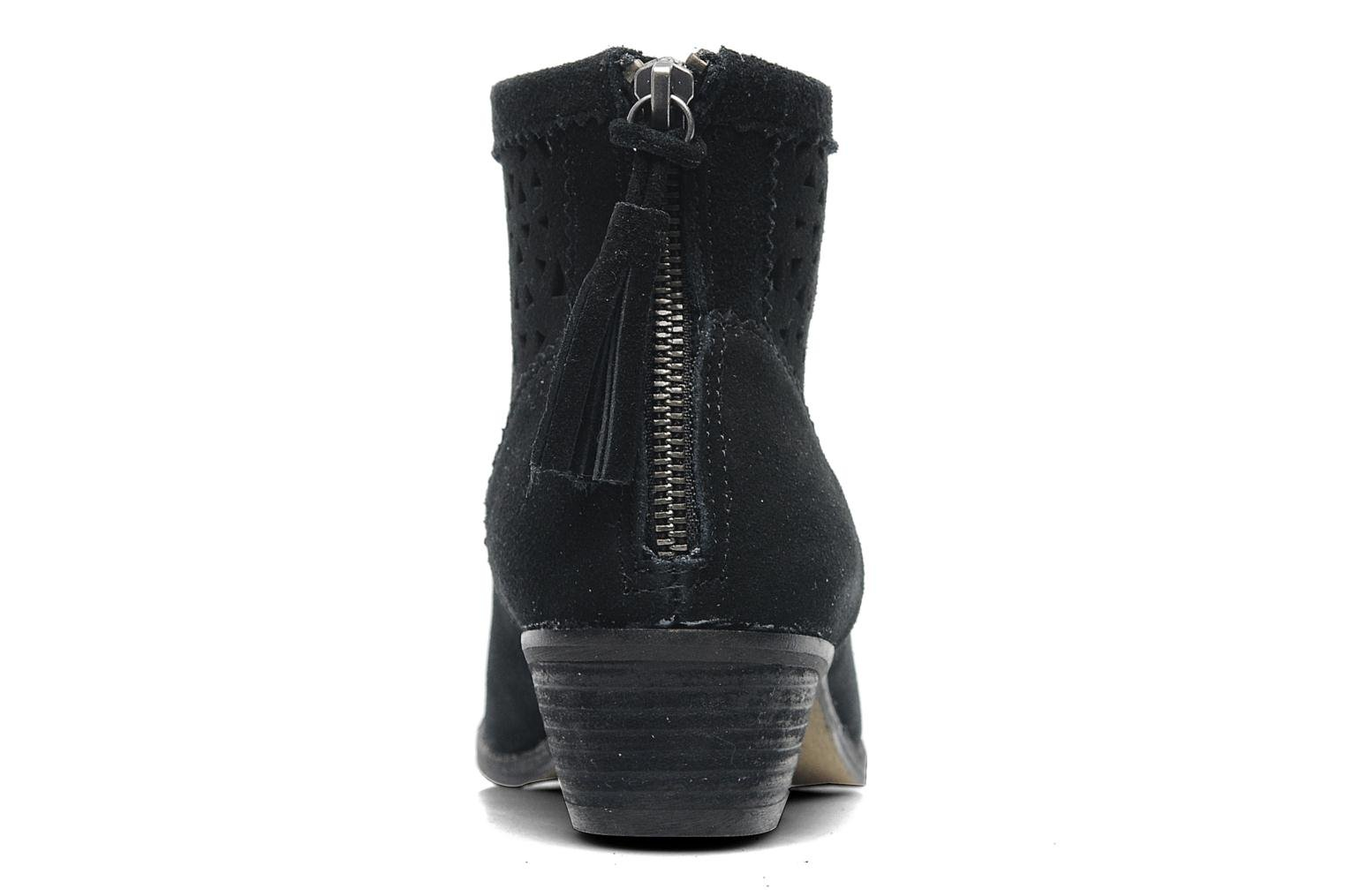 Cutout Boot 83020 BLK