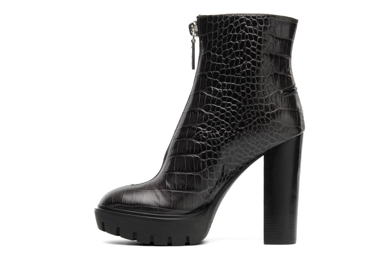 Boots en enkellaarsjes Kenzo Carina Zwart voorkant