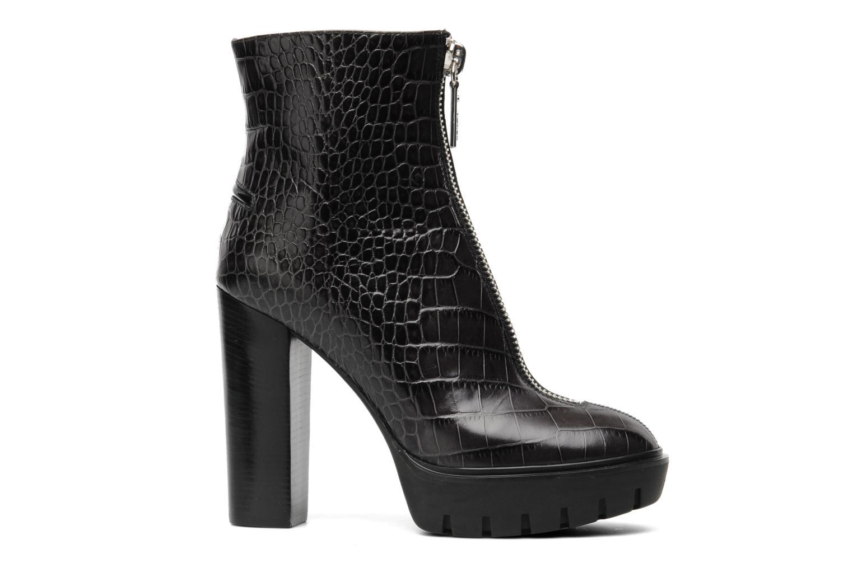 Boots en enkellaarsjes Kenzo Carina Zwart achterkant