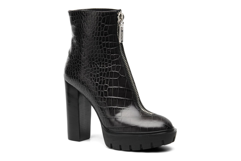 Boots en enkellaarsjes Kenzo Carina Zwart detail