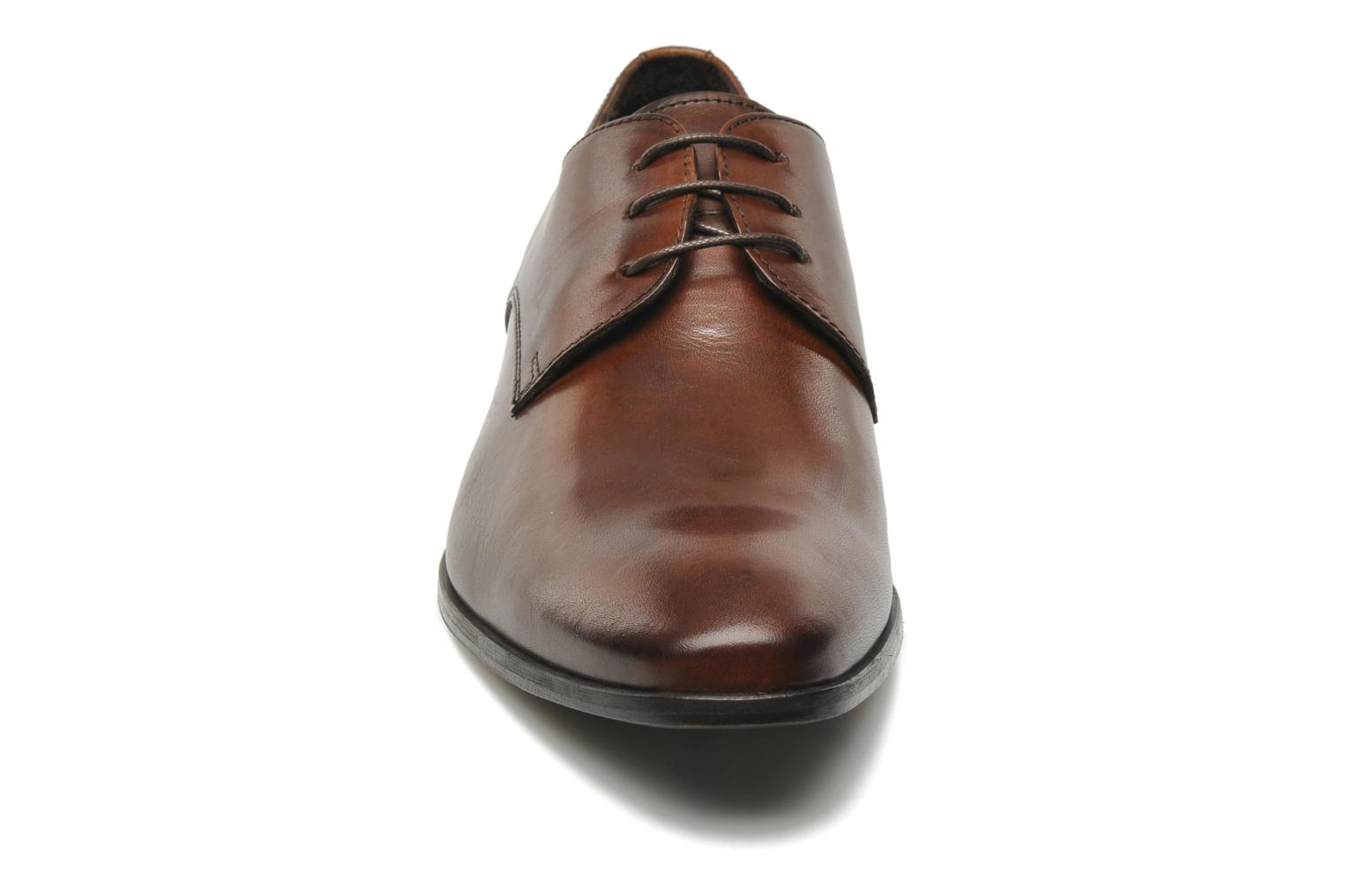 Lace-up shoes Marvin&co Nicovée Brown model view