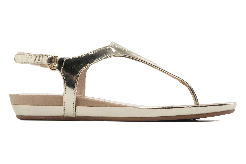 Sandales et nu-pieds Unisa Abira Or et bronze vue derrière