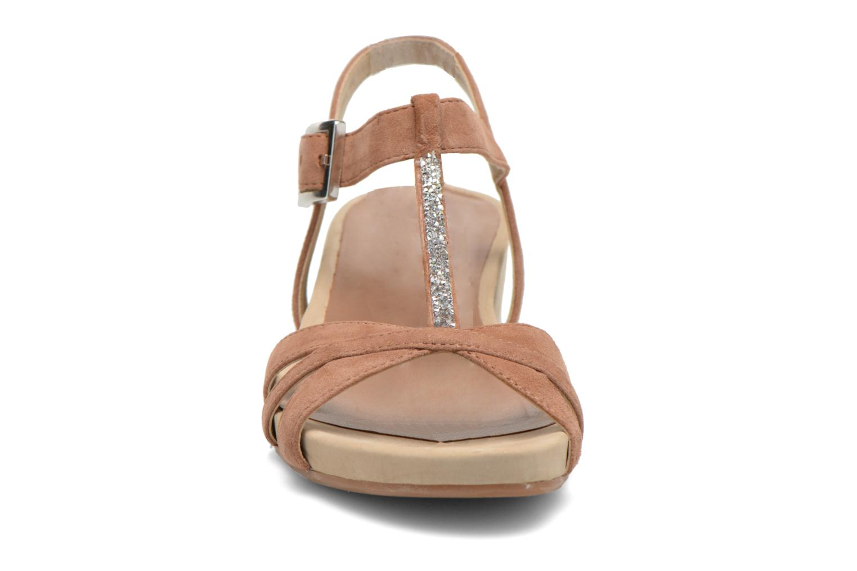 Sandals Unisa Boili Brown model view