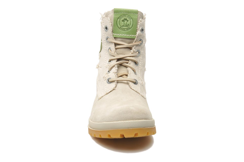 Bottines et boots Panama Jack Tokio Beige vue portées chaussures