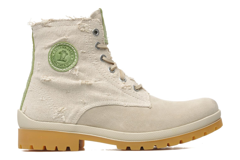 Bottines et boots Panama Jack Tokio Beige vue derrière