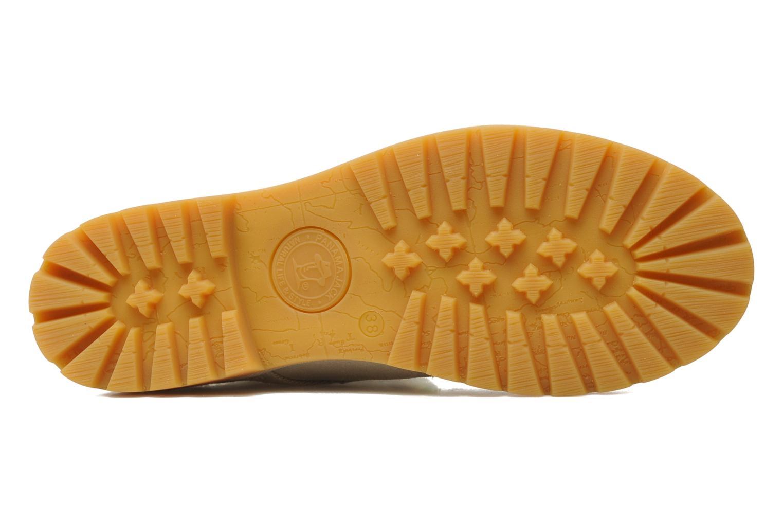 Stiefeletten & Boots Panama Jack Tokio beige ansicht von oben