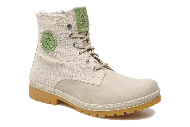 Bottines et boots Panama Jack Tokio Beige vue détail/paire