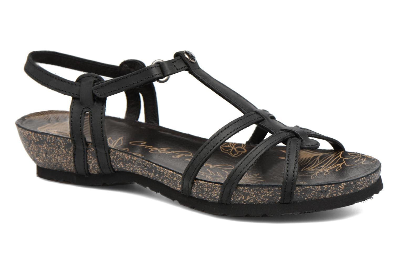 Sandali e scarpe aperte Panama Jack Dori Nero vedi dettaglio/paio