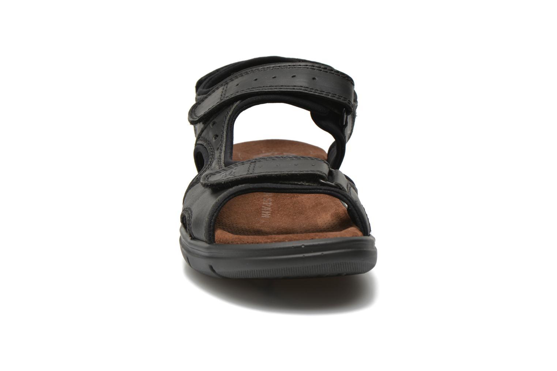 Sandalen Panama Jack Salton Zwart model