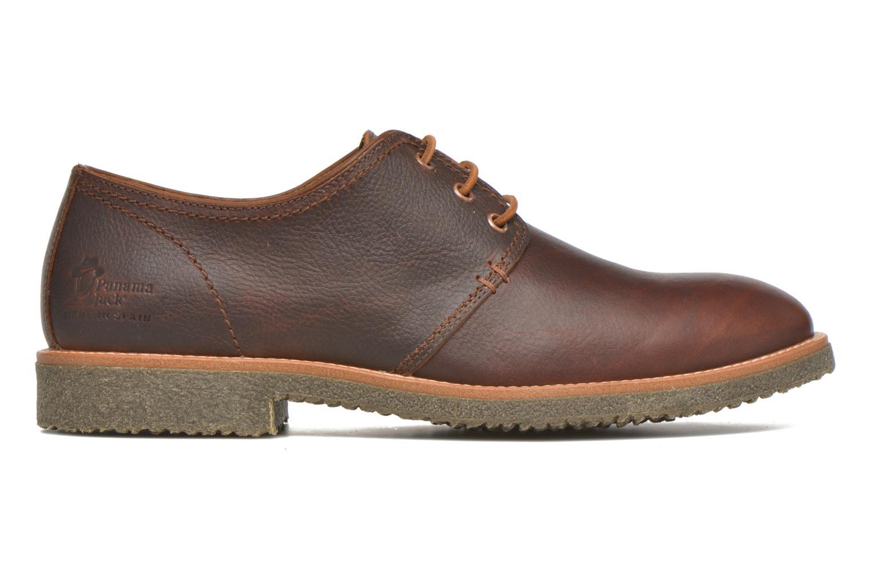 Chaussures à lacets Panama Jack Goodman Marron vue derrière