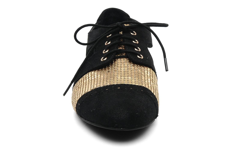 Schnürschuhe Steve Madden CORI-C schwarz schuhe getragen