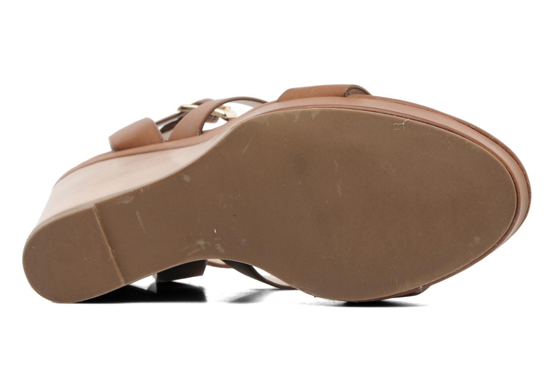 Sandalen Steve Madden IRIS braun ansicht von oben