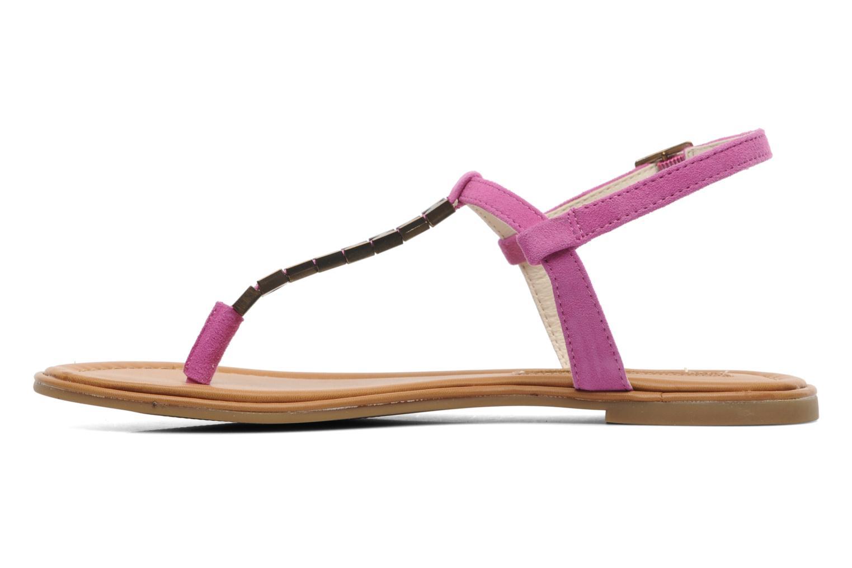 Sandalen Buffalo Bawa Roze voorkant