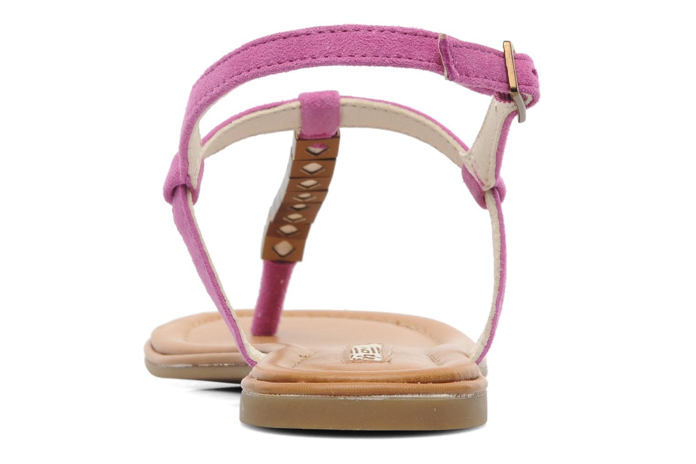Sandalen Buffalo Bawa Roze rechts