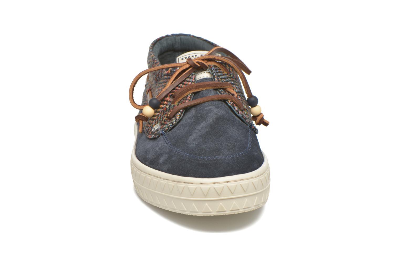 Chaussures à lacets Dolfie Dylan M Noir vue portées chaussures