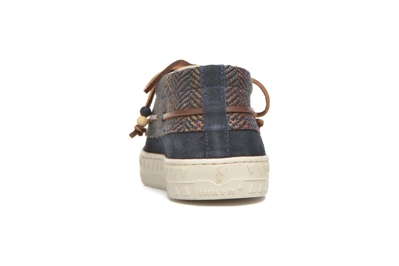 Chaussures à lacets Dolfie Dylan M Noir vue droite