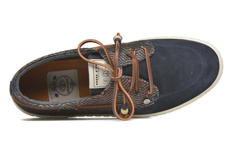 Chaussures à lacets Dolfie Dylan M Noir vue gauche