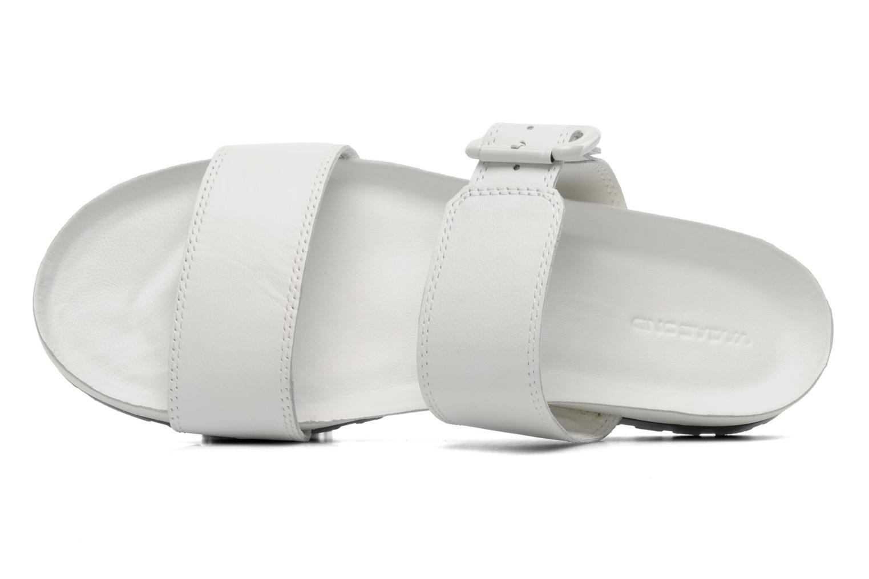 Mules et sabots Vagabond Shoemakers Erie 3731-101 Blanc vue gauche