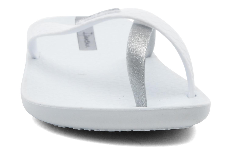 Tongs Ipanema Mix Color f Argent vue portées chaussures