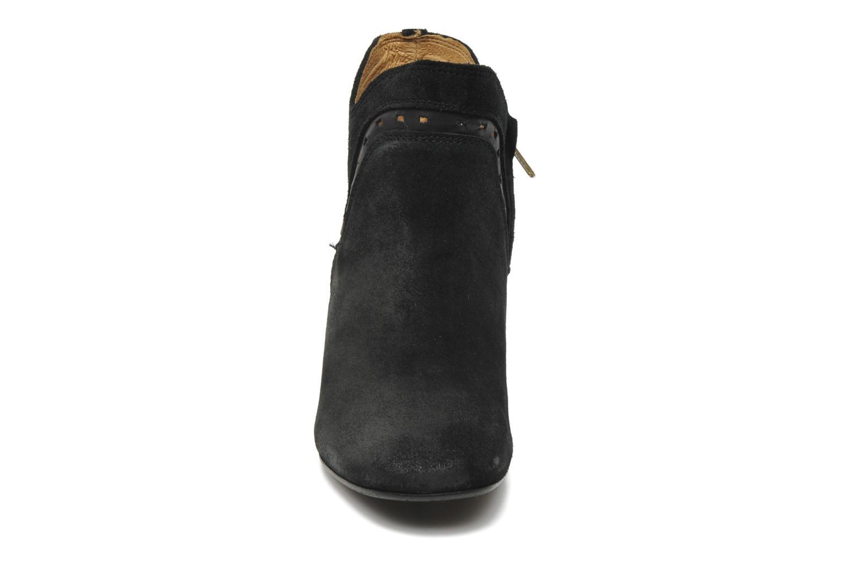 Bottines et boots H By Hudson Rodin Noir vue portées chaussures