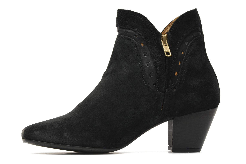 Boots en enkellaarsjes H By Hudson Rodin Zwart voorkant
