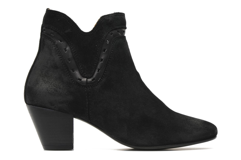 Bottines et boots H By Hudson Rodin Noir vue derrière