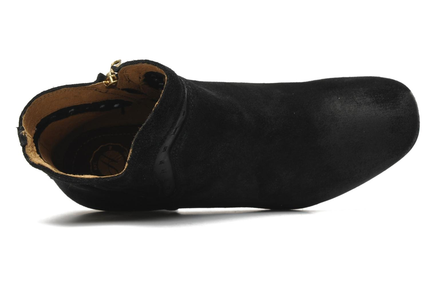 Ankle boots H by Hudson Rodin Black view from the left