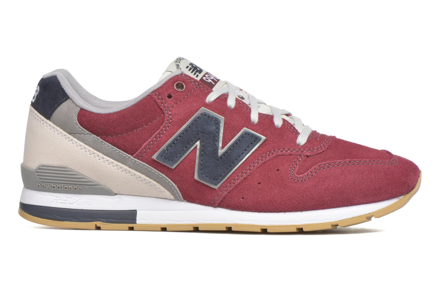Sneakers New Balance MRL996 Bordeaux achterkant